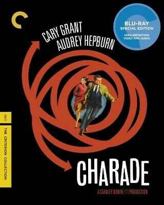 Charade (Criterion Collection) [New Blu-ray] Special Edition, Widescreen