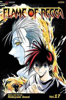 Flame of Recca, Vol. 17: v. 17 - Paperback NEW Nobuyuki Anzai( 2009-02-02