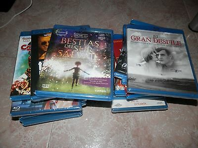 Blu Ray Lote 26 Peliculas Impecables