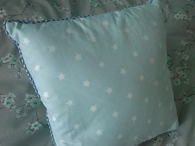 Handmade baby cushion. 40x40 cms.  Great gift for new baby. New.