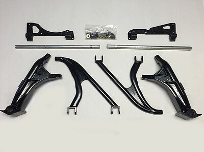 Black Diamond Xtreme Lite Weight Snow Moly 36IN A-Arm Kits For Arctic Cat 20063