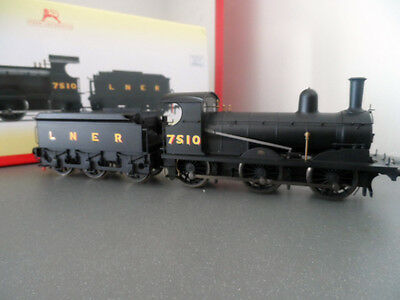 hornby r3380 lner class j15 0-6-0 no 7510 dcc ready  boxed