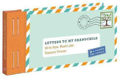 Letters to My Grandchild by Lea Redmond Hardcover Book (English)