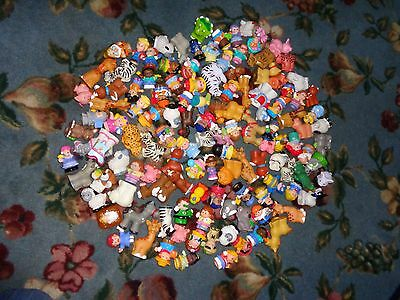 Huge Lot 120 Little People Fisher Price Mattel Chunky Zoo Farm Animals FP  Lot 1