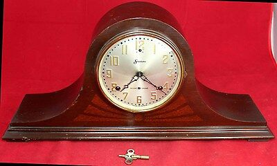 Sessions Westminster Chime Mantel Clock - Mantle - Antique Vintage