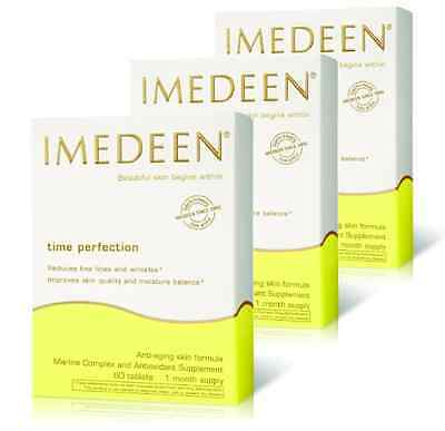IMEDEEN TIME PERFECTION 360 tablets, 6 month supply FREE WORLDWIDE POSTAGE
