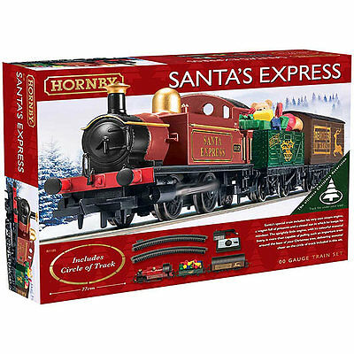 HORNBY Train Set R1185 Santa's Express Christmas Train Set