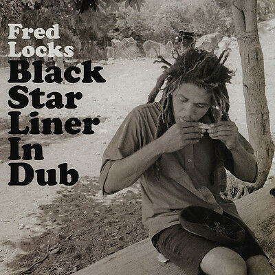 Fred Locks - Black Star Liner In Dub (Vinyl LP - 2012 - US - Original)