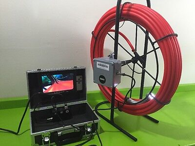 Sewer Camera - Pipe Inspection Video System - Drain Video Inspection