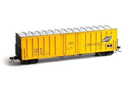 Athearn ATH14763 HO Scale 50' NACC Box C&NW #33043 Rolling Stock