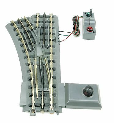 New Mth 40-1044 O-42 Realtrax Left Hand Remote Switch - Free Shipping!