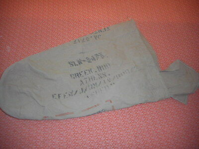 British Army :  Wwii 1943  Bag For Tent