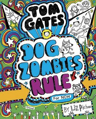 Tom Gates: DogZombies Rule (For now) by Pichon, Liz Book The Cheap Fast Free