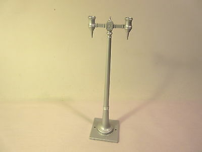 Mth 63 Double Lamp Post Diecast #2 Standard Gauge #x9949