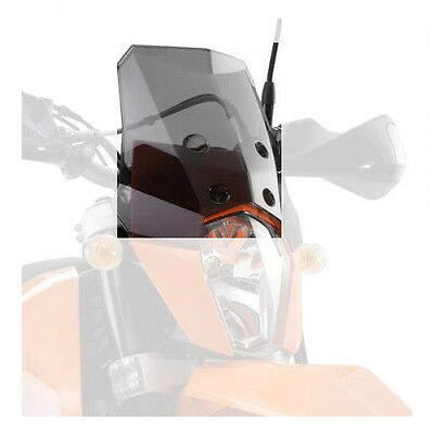 New Ktm Windscreen Shield 2008-2015 690 Smc Enduro / R / Abs / R Abs 76508065000