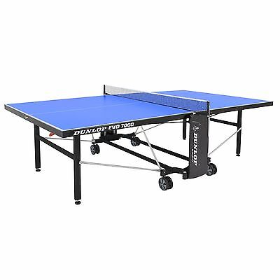 Dunlop EVO7000 Table Tennis Table Professional