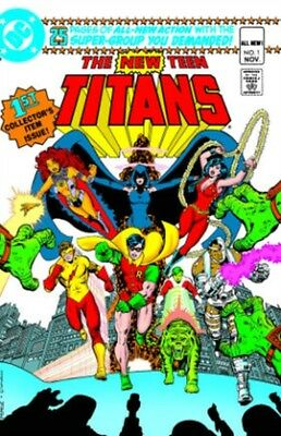 The New Teen Titans, Vol. 1 (Paperback), Perez, George, Wolfman, . 9781401251437