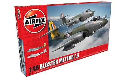 Airfix Gloster Meteor F8  in 1:48 1509182 Glow2B A09182  X
