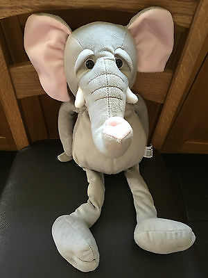 "20"" Large Elephant Soft Toy by Russ Berrie Collectable Toy"