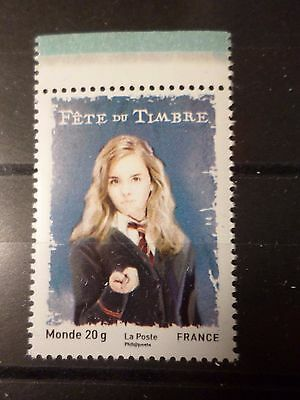 FRANCE 2007, timbre 4026, H. POTTER, HERMIONE, de ROWLING, neuf**, MNH STAMP