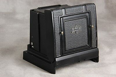 Mamiya Waist Level Finder for C330, Late Style, Please Read