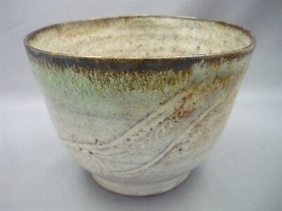 Vintage Signed Jacomena Maybeck California Pottery Plant Pot Jardiniere