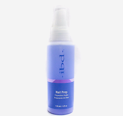 IBD Gel Nail Cleanser Sanitizer NAIL PREP 4oz/120ml