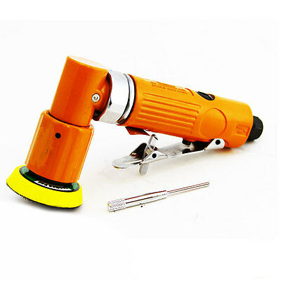 """2"""" Air Powered Sander 90 Degree Right Angle Head Polisher Grinder"""