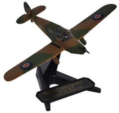 Oxford Diecast 1/72 PP002 Percival Proctor MKIV RM221 - RAF Radio Trainer