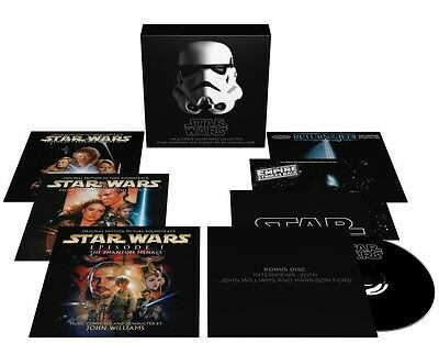 John Williams - Star Wars: The Ultimate Soundtrack Collection