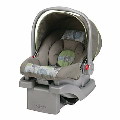 Graco Snugride 30 Click Connect Infant Car Seat - Sequoia - New! Free Shipping