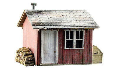 Woodland Scenics Work Shed N Scale Built & Ready 4947