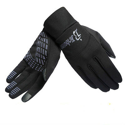 Windproof Winter Sports Driving Motorcycle Ski Snow Gloves Screen Touch Mittens