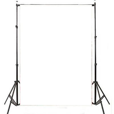 Vinyl Photography Backdrop Studio Photo Background Screen 5x7FT Solid White