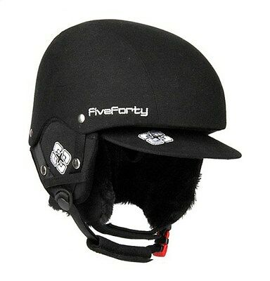 New FIVEFORTY 540 (by SNOWJAM) EROS ski snowboard HELMET w/ REMOVABLE HAT