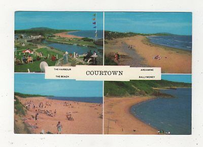 Courtown Co Wexford Ireland 1975 Postcard 984a