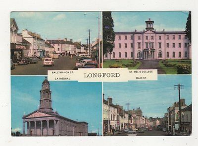 Longford Ireland 1975 Postcard 988a