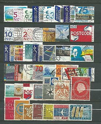 Netherlands, Used, 42 Various