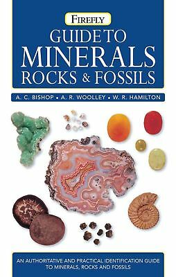 Guide to Minerals, Rocks and Fossils by A.C. Bishop Paperback Book (English)