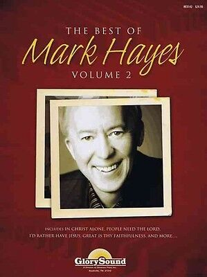 The Best of Mark Hayes, Volume 2 by Paperback Book (English)