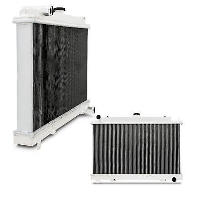 Alloy High Flow Race Radiator Rad For Nissan 200Sx S14 S14A Sr20Det Manual 93-99