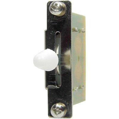 5 Way Pickup Selector Switch With White Knob for Stratocaster Style Guitars