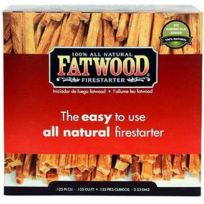 Wood Products 9987 5 lbs. Fat Wood Firestarter
