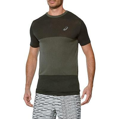 asics running t shirt
