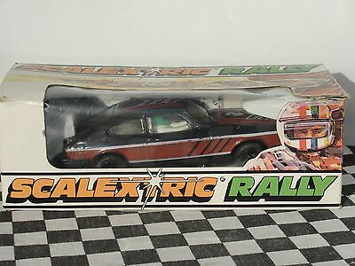 Scalextric 3.0 Ford Capri  #3  C117  1.32  Used Boxed