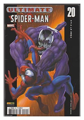 comics ultimate spider-man magazine N° 20  2003 TBE marvel france