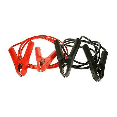 16mm Booster Cables, Jump Leads 3m for Petrol Engines up to 1.8L, Insulated