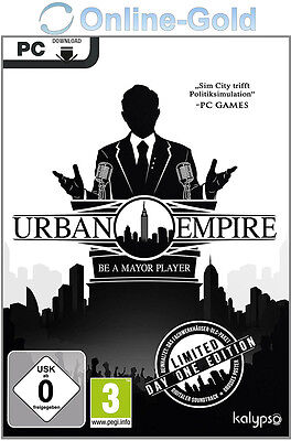 Urban Empire Key - STEAM Digital Download Code - PC Game NEU Urban Empire DE/EU