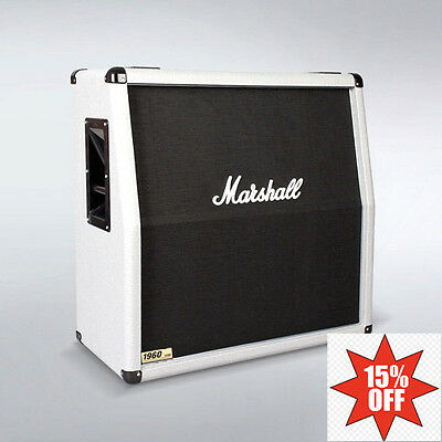 Marshall 1960A Speaker Cabinet White Refurb/Parts Kit