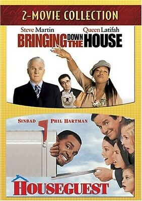 Bringing Down the House (2003) & Houseguest [New DVD]